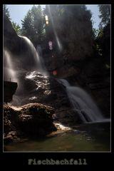 Fischbach Wasserfall