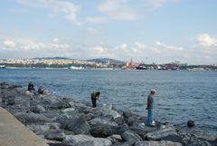 Fischer am Bosporus
