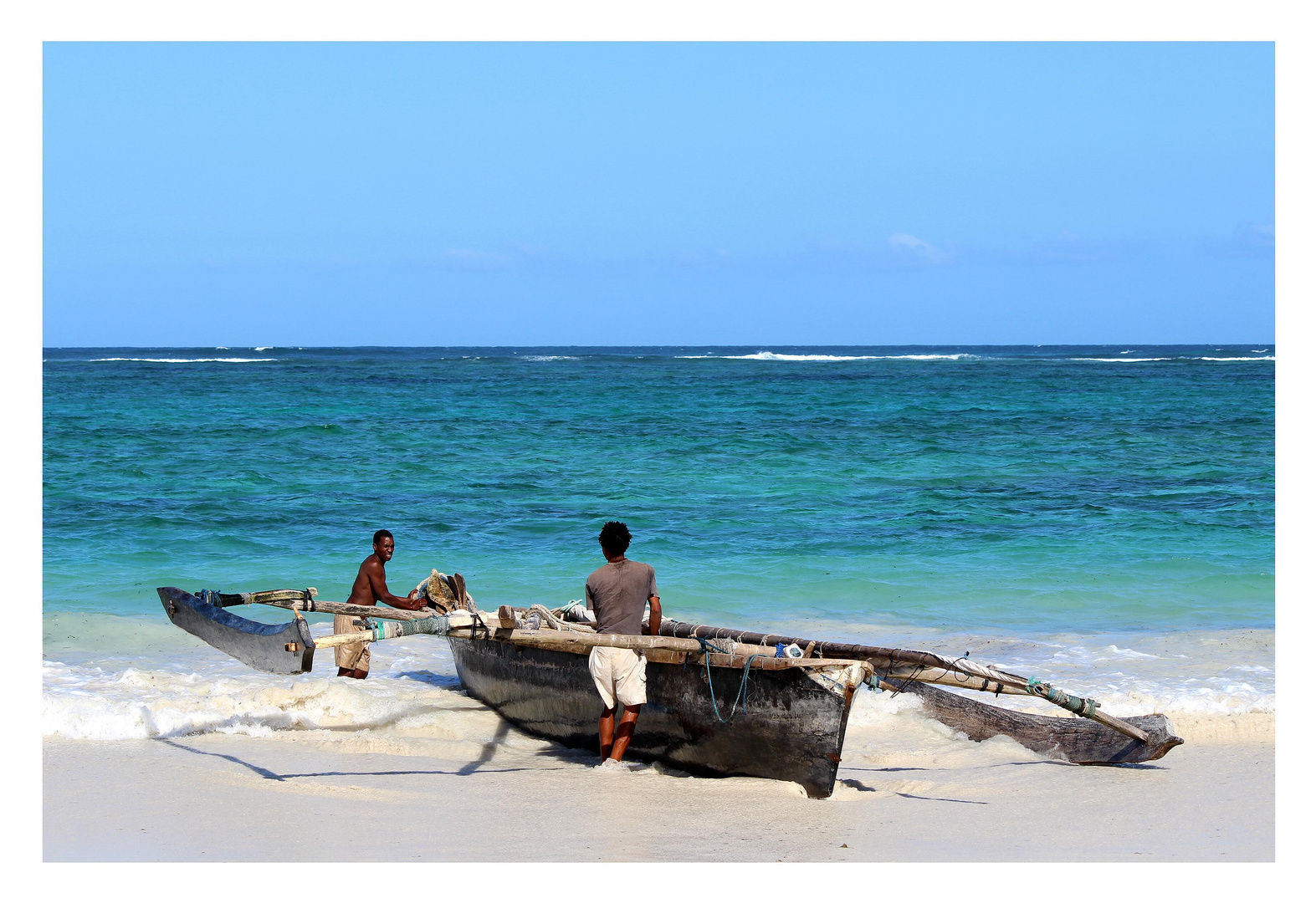 Fischer am Diani Beach
