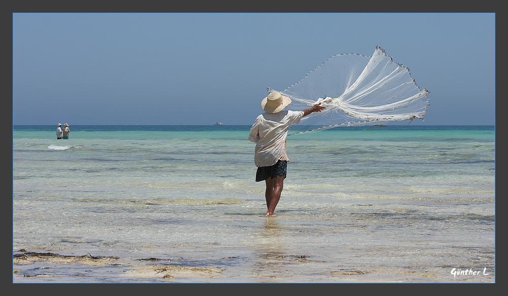 Fischer auf Djerba I
