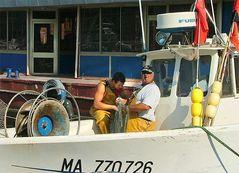 Fischer aus Marseilles