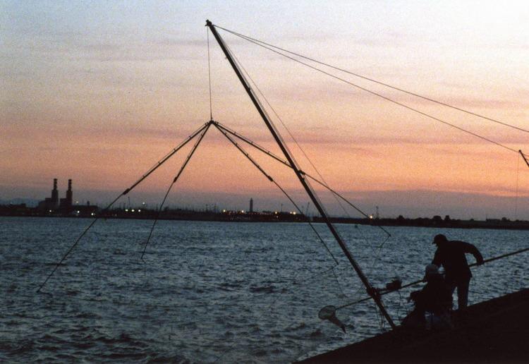 Fischer bei Ravenna