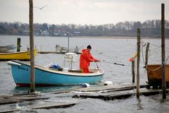 Fischer kennen keinen Sonntag