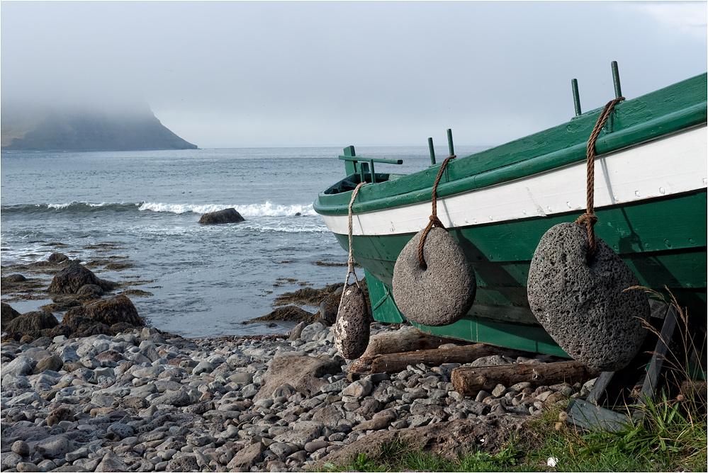 Fischerboot...