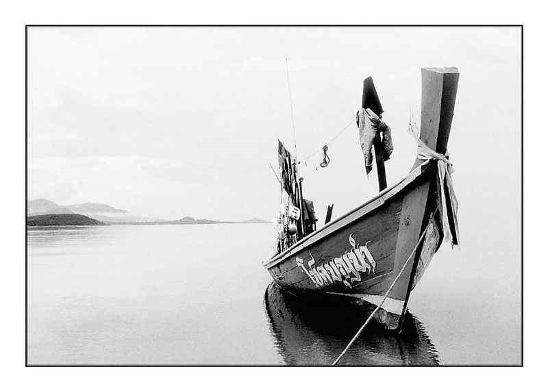 Fischerboot Ko Samui