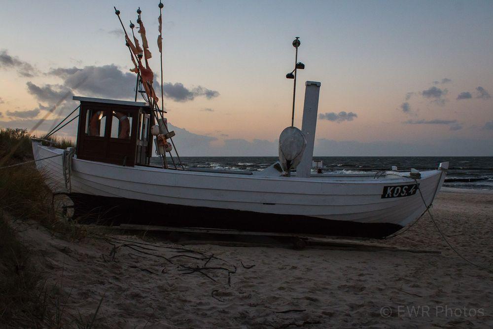 Fischerboot KOS4