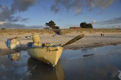 Fischerboot von Helmut Gau