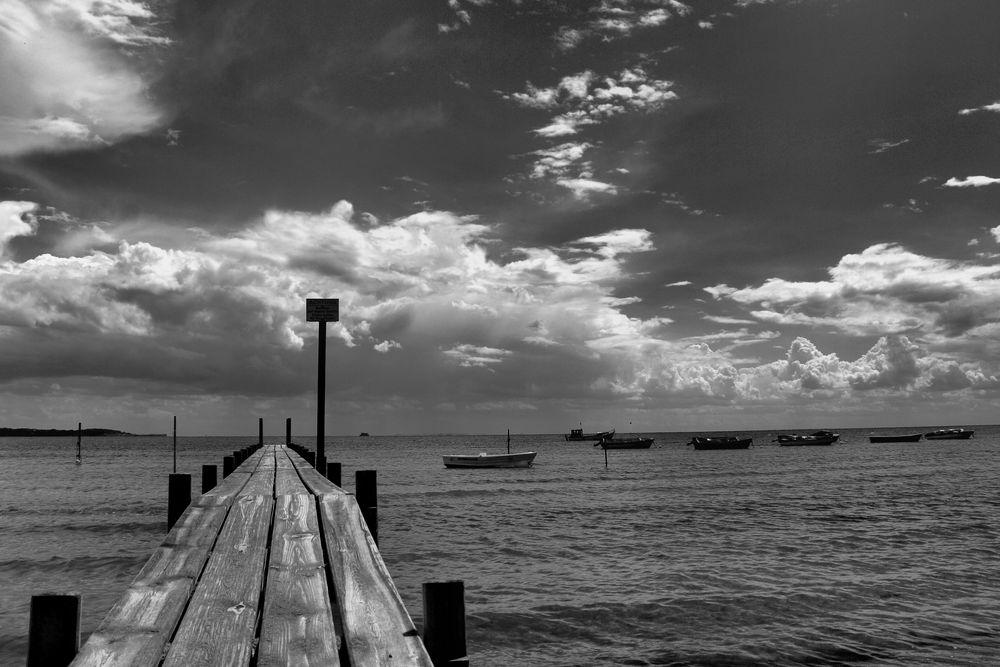 - Fischerboote -