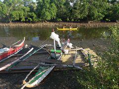 """ Fischerboote "" , Ochando-New Washington - Aklan - Panay"