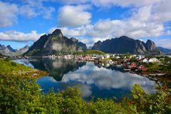 Norwegen und Lofoten