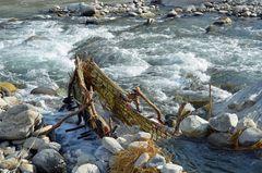 Fischerei am Budhi Gandaki
