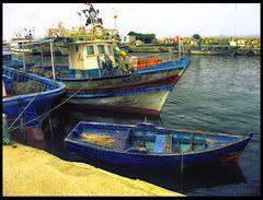 Fischerei Hafen...