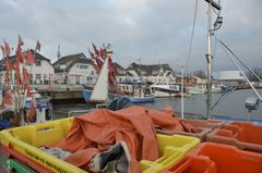 Fischerei Hafen Vitte