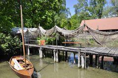 Fischerei in Diessen am Ammersee
