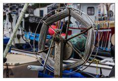 Fischerei-Zubehör-Mischmasch
