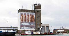 fischereihafen breskens - holland