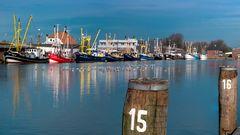 Fischereihafen Büsum
