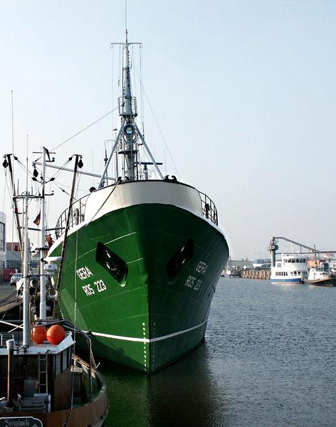 Fischereihafen in Bremerhaven