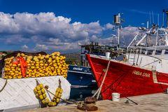 Fischerhafen, Rogoznica, Dalmatien, Kroatien