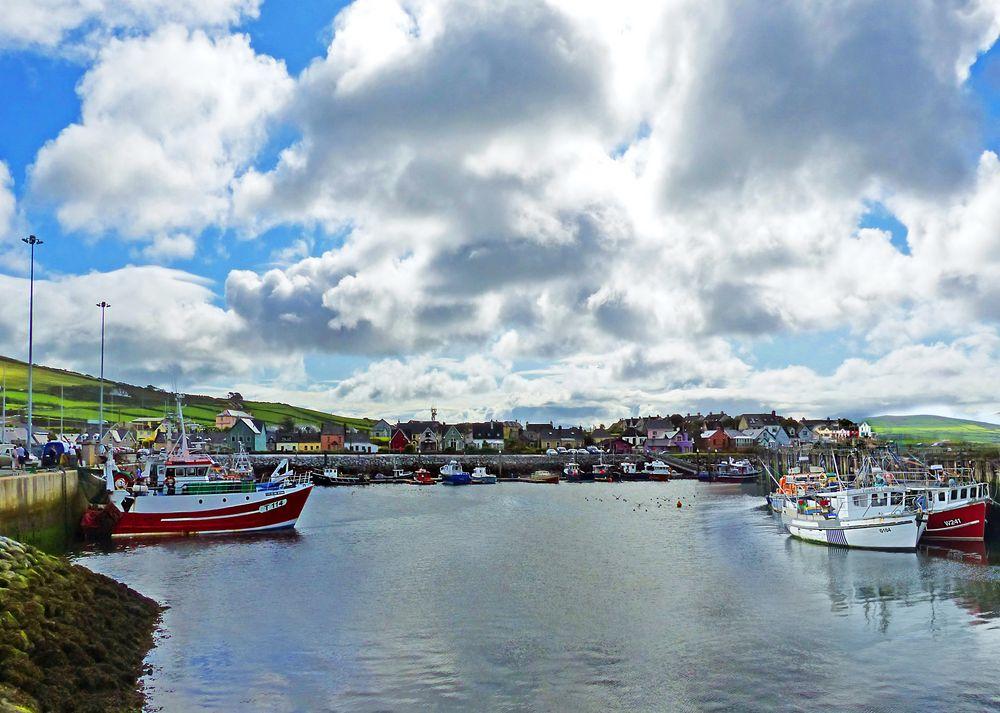 Fischerhafen von Dingle