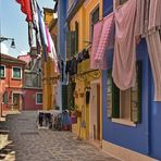 Fischerinsel Burano ganz privat