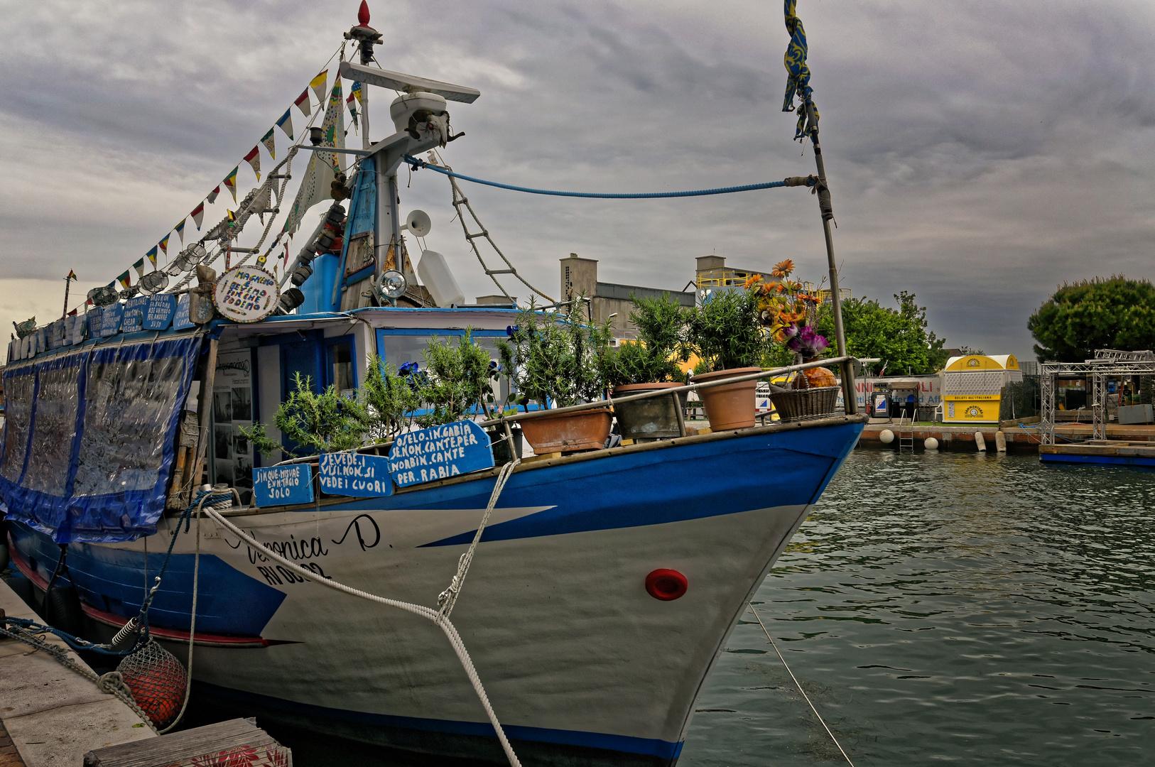 Fischerinsel Chioggia
