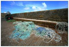 Fischernetze & Seile