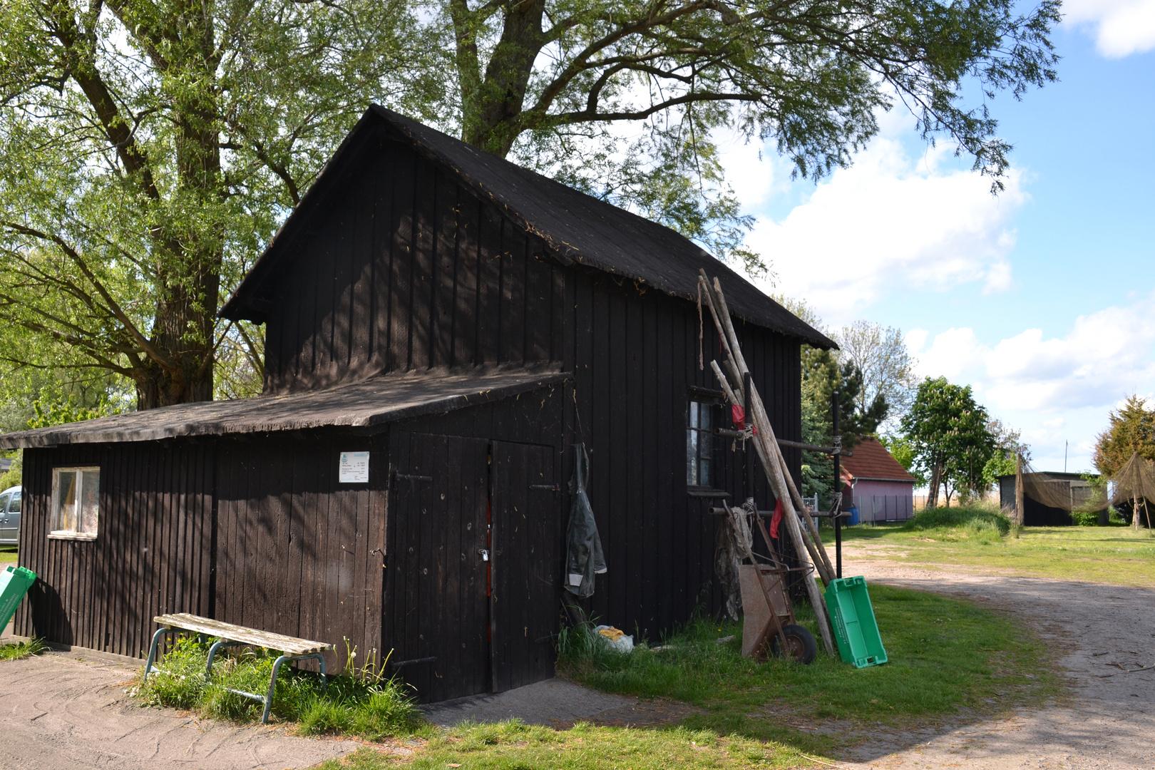 Fischers Hütte!