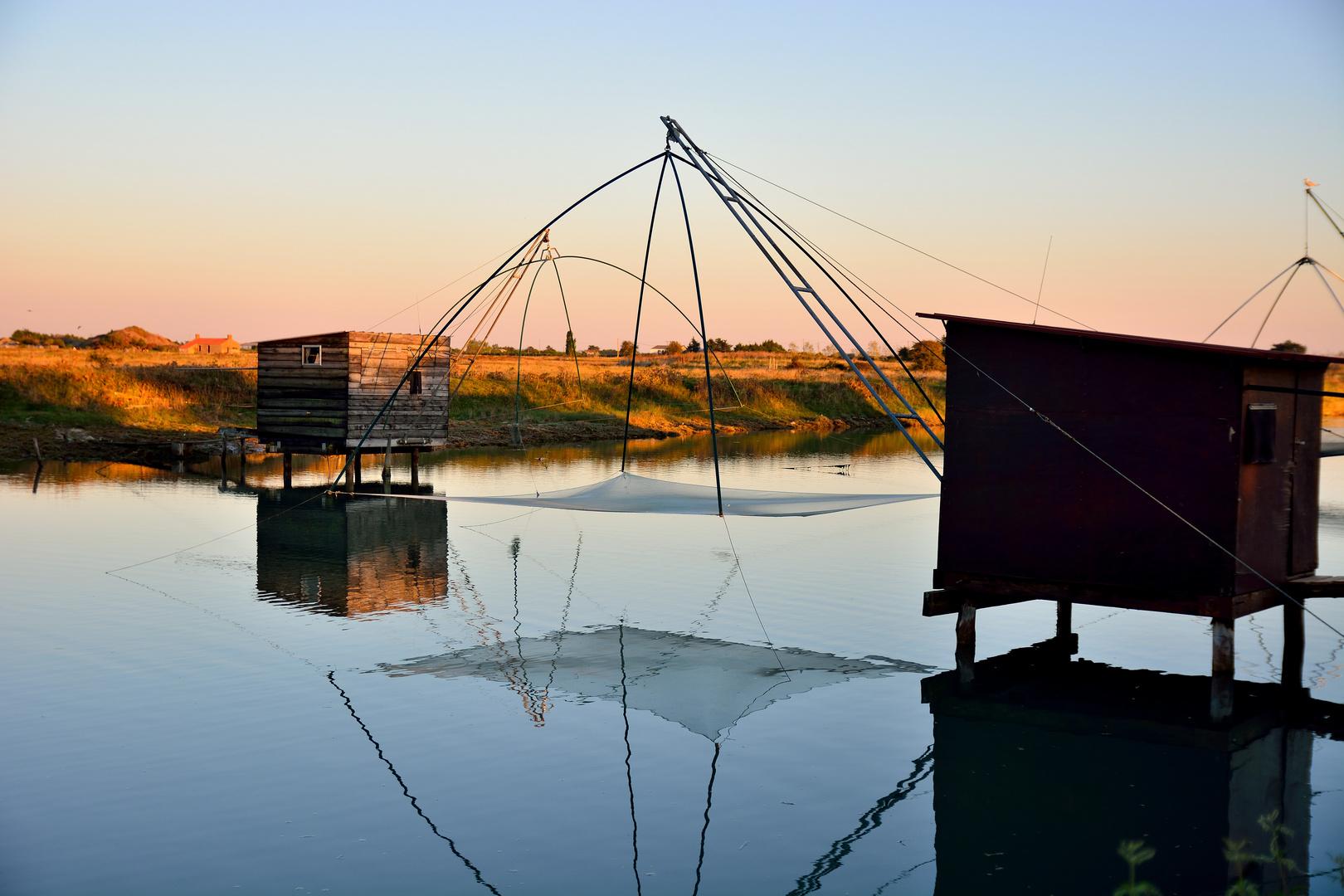 Fischfang einmal anders...