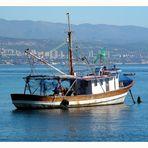Fischfang vor Opatja