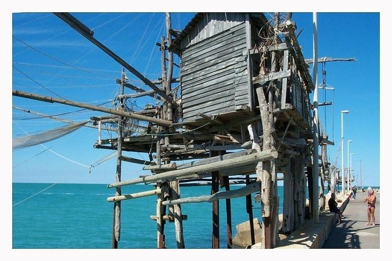 Fischfangmaschine - nach Plan gebaut?
