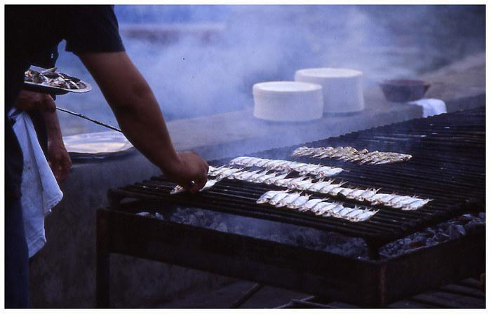 Fischgriller in Santurze