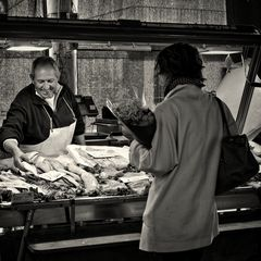 Fischhändler des Vertrauens