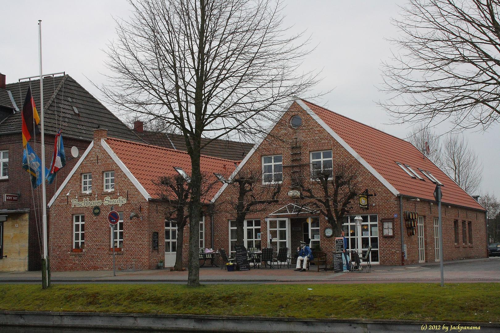 Fischhaus Smutje in Papenburg