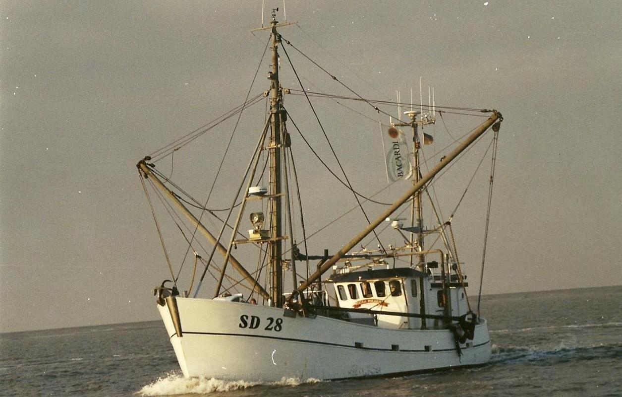Fischkutter SD 28 Stella Polaris