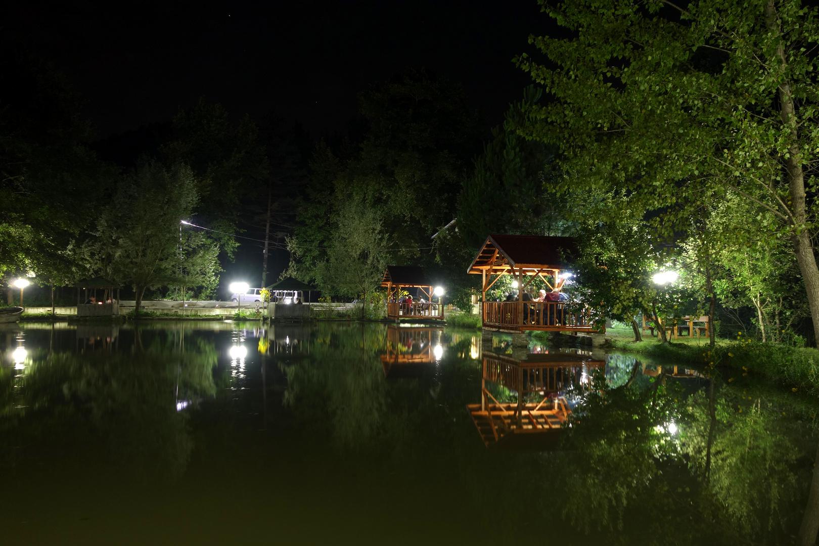 Fischlokal in Bartin-Kumluca