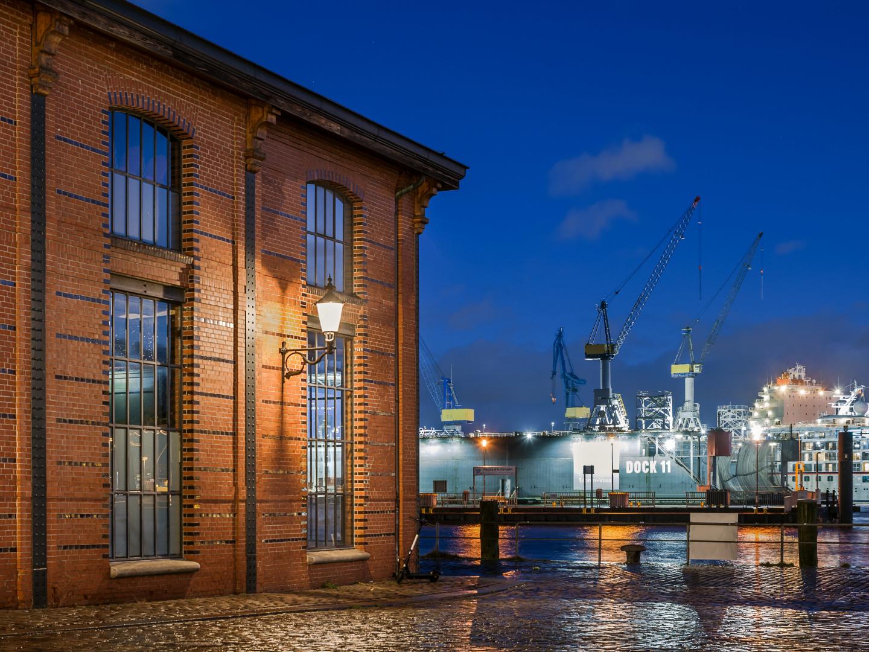 Fischmarkt & Dock 11