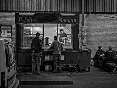 Fischmarkt, Göteborg 06:00 AM
