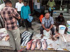 Fischmarkt in Male