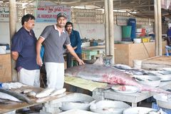 Fischmarkt in Umm al Quwain 3