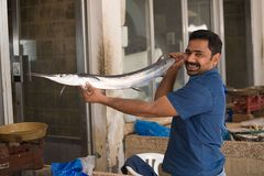 Fischmarkt in Umm al Quwain