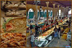 Fischmarkt, Venedig