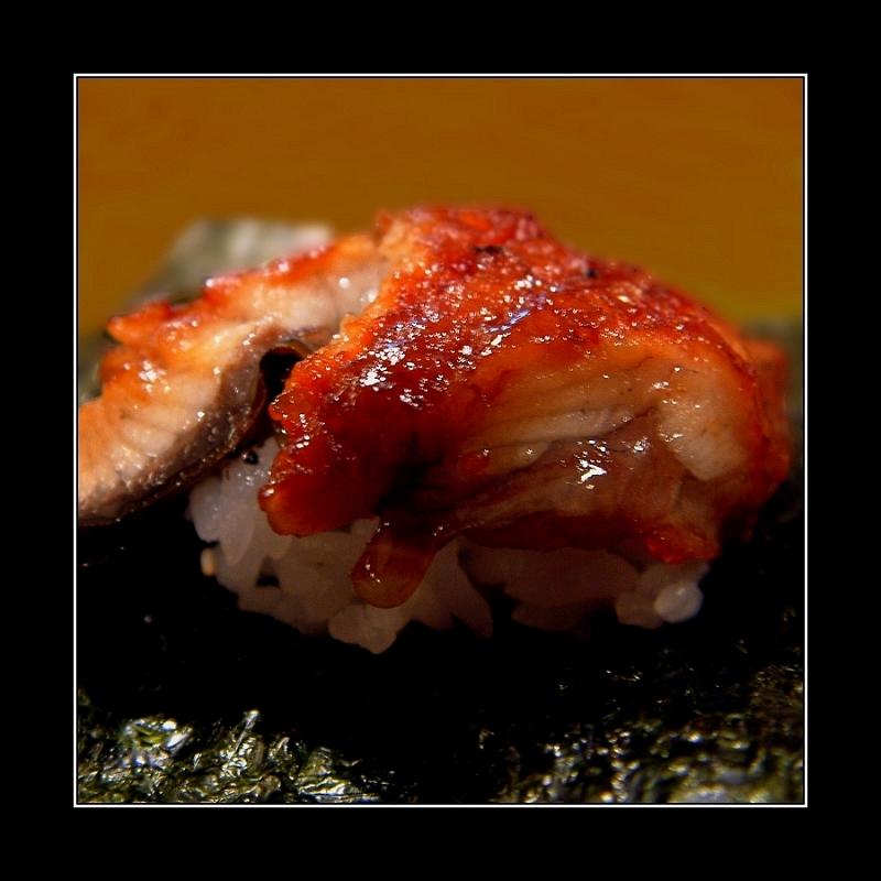 Fischreistang - Seaweed-rice-fish