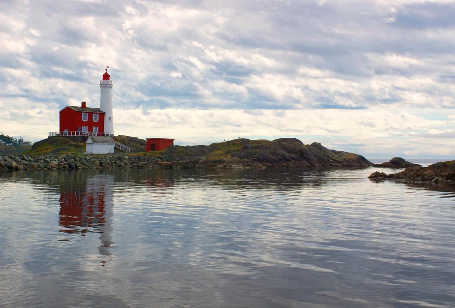Fisgard Lighthouse, Victoria BC