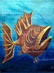 Fish II - finished