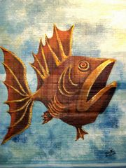 Fish II (finished part one)