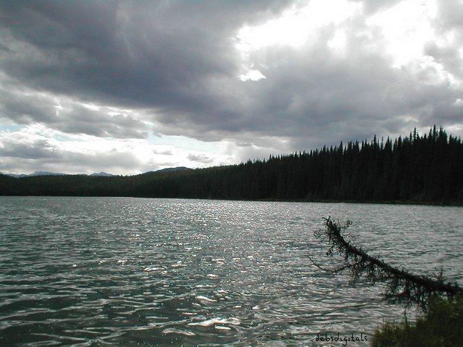 Fish Lake, Alberta, Canada