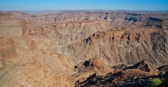 Fish River Canyon - teilweise
