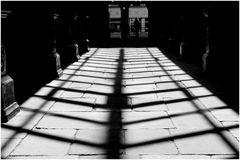 . Fishbone shadow .