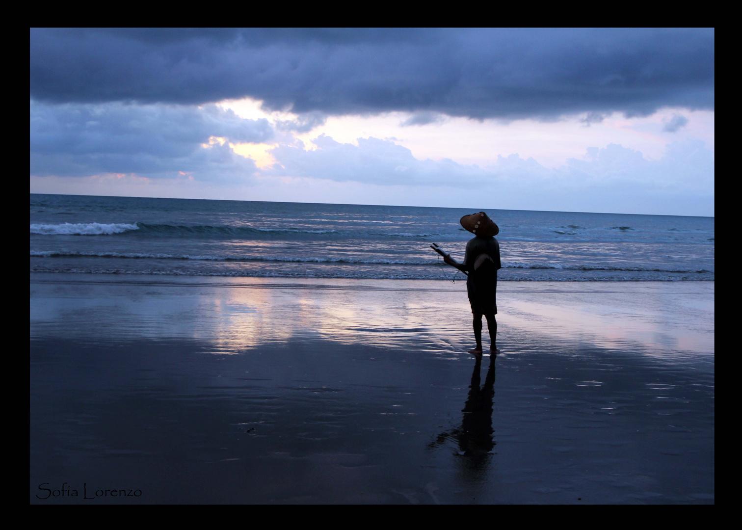 Fisher. Bali